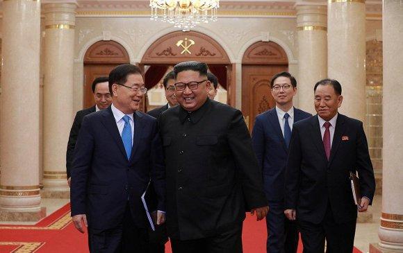 Ким Жон Ун: Хоёр Солонгос хамтрах ёстой