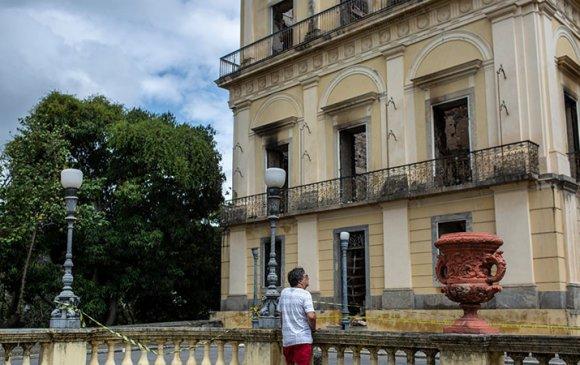 Бразилын үндэсний музейг цахимжуулах аян эхэллээ
