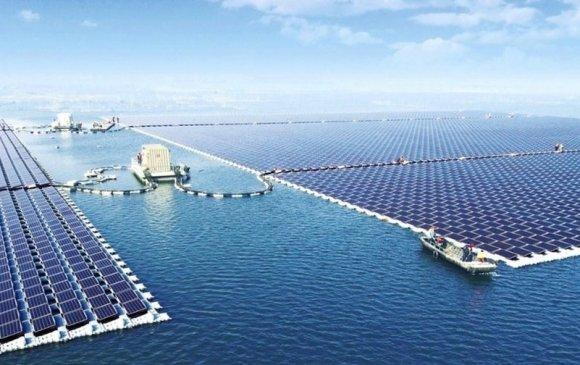 Нарны эрчим хүчний аварга том фирм байгуулав
