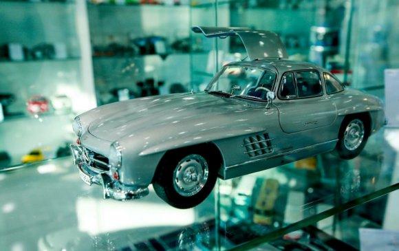 Модель машины үзэсгэлэн дөрөв дэх жилдээ зохион байгуулагдах гэж байна