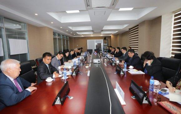 Монгол, Тайландын ЗГ хоорондын хамтын ажиллагааны зөвлөлийн анхдугаар хурал болов