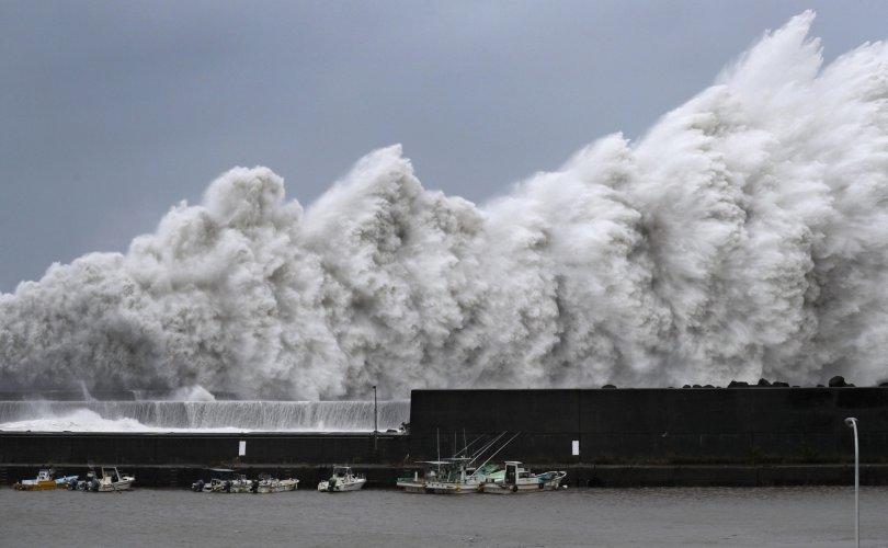 Японд байгалийн онц үзэгдлээс болж 220 хүн амиа алджээ