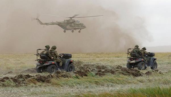 """""""Восток-2018"""" цэргийн сургуулилалт өндөрлөлөө"""