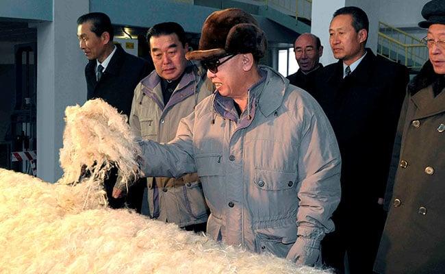 Хойд Солонгосчууд чулуугаар хувцас хийж өмсдөг байжээ