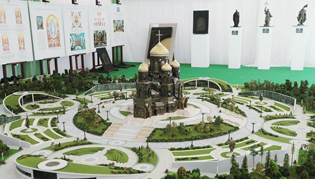 Оросын зэвсэгт хүчний сүм хандиваар босно