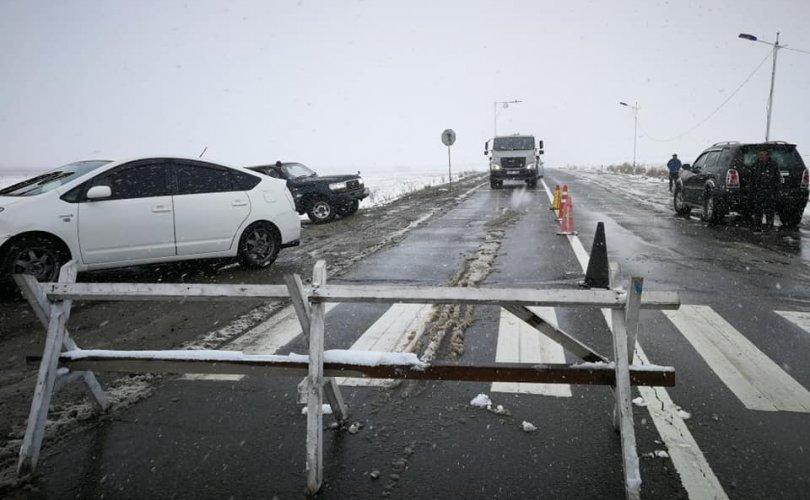 Зам тээврийн ослын улмаас хоёр хүн нас баржээ