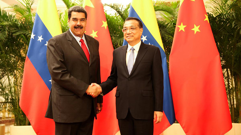 Венесуэл БНХАУ-ыг газрын тосоор хангана