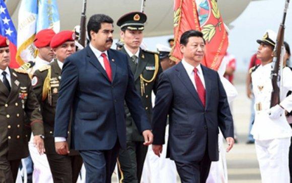 Венесуэлийн ерөнхийлөгч зээл авахаар Хятадад айлчлав