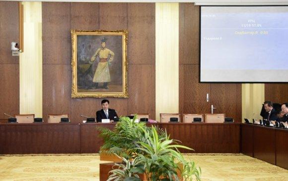 Эдийн засгийн байнгын хорооны хуралдаан дууслаа