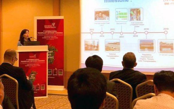 Олон улсын эрхтэн шилжүүлэн суулгалтын сургалт, семинарт оролцлоо