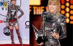 """Тэйлор Свифт """"American music awards""""-ын шинэ түүхийг бүтээлээ"""