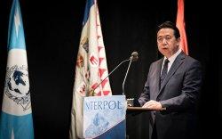 Хятад улс Интерполын ерөнхийлөгчийг баривчлав