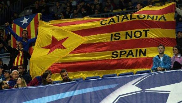 Каталоны хямрал нэг жилийн дараа