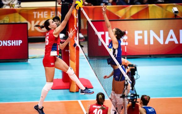 Серби бүсгүйчүүд анх удаа дэлхийн аварга боллоо