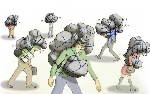 Стресс нь тархийг агшаах, ой санамжаа алдахад хүргэх аюултай