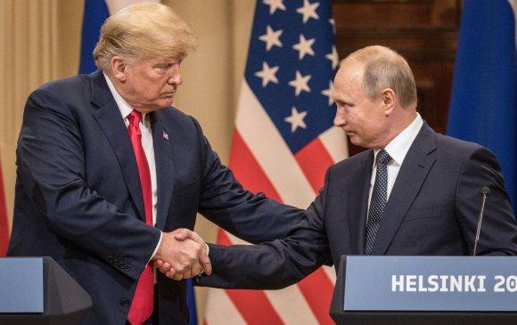 Трамп, Путин нар ирэх сард Парист уулзана