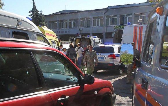 Крым хойгийн коллежид халдлага гарч 19 хүн амь үрэгджээ