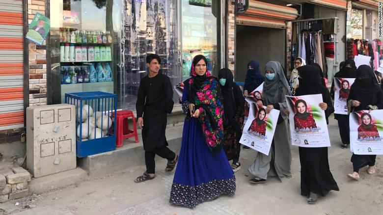 Афганистаны улс төрийг 28 настай бүсгүй өөрчилнө