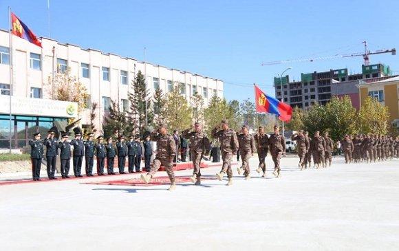 Энхийг сахиулагчид Афганистаныг зорино