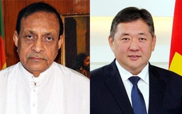 Шри Ланка улсын парламентын дарга Монгол Улсад албан ёсны айлчлал хийнэ