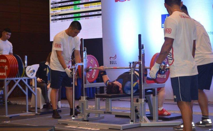 Пауэрлифтингийн мастеруудын ДАШТ Монголд болж байна