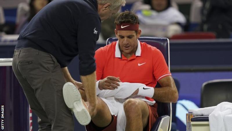 Аргентин теннисчин дель Потро АТР финалс тэмцээнд оролцох боломжгүй боллоо