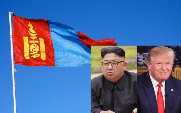 Трамп, Ким нарын уулзалтыг  Монгол зохион байгуулахад бэлэн
