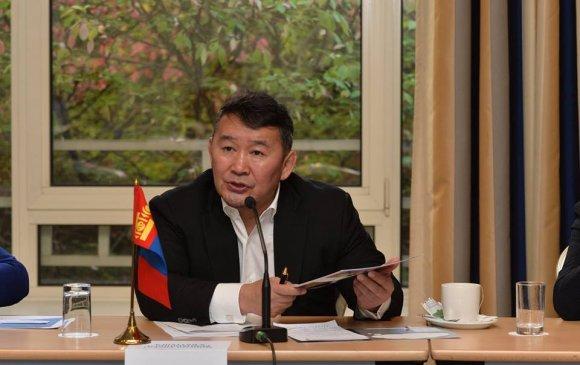 Монгол Улсын Ерөнхийлөгч Х.Баттулга Европын улс орнуудад суугаа Элчин сайд нарыг хүлээн авч уулзав