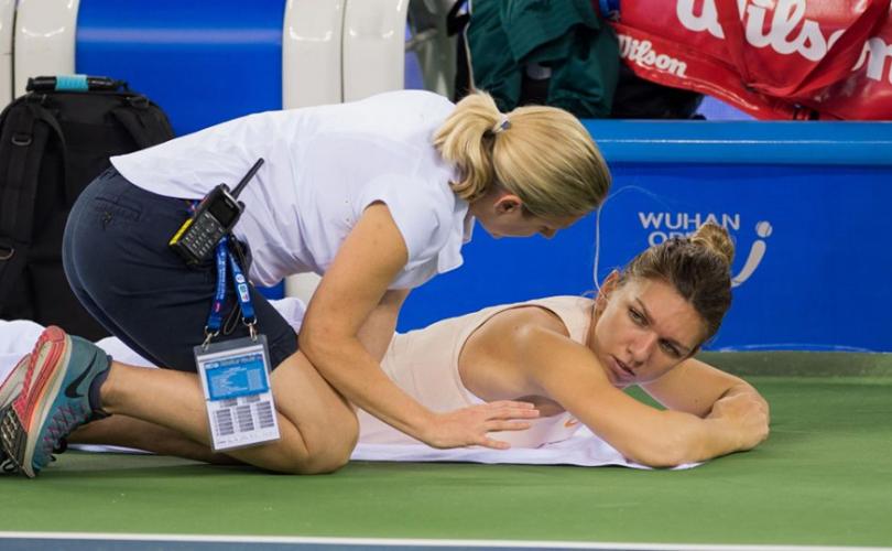 Дэлхийн чансааг тэргүүлэгч С.Халеп WTA finals тэмцээнд оролцохгүй