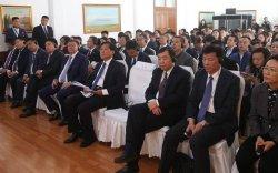 """Улаанбаатар-Бээжин хотын аж ахуй нэгжүүдийн """"Бизнес уулзалт"""" эхэллээ"""