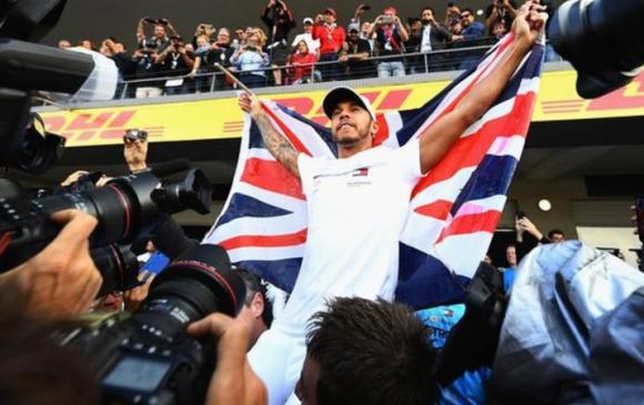 Формула-1 уралдааны түүхэн амжилтын эзэн