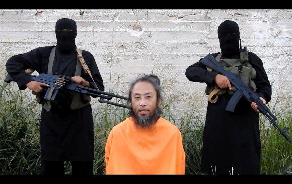 Сирид гурван жил барьцаалагдсан Япон сэтгүүлч суллагджээ