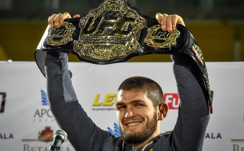 Хабиб UFC-ын 15 сая доллараас татгалзав