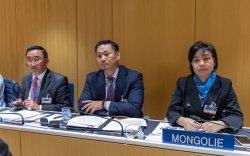 Дэлхийн Оюуны Өмчийн байгууллагын Ерөнхий ассамблейн 58 дугаар чуулганы хуралдаанд оролцлоо