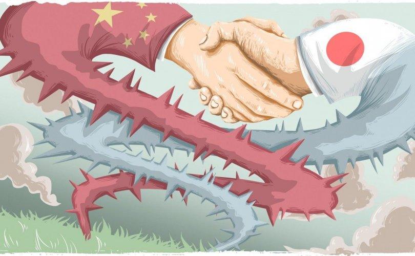 Өрсөлдөөнөөс хамтын ажиллагаа руу шилжсэн Япон-Хятадын харилцаа