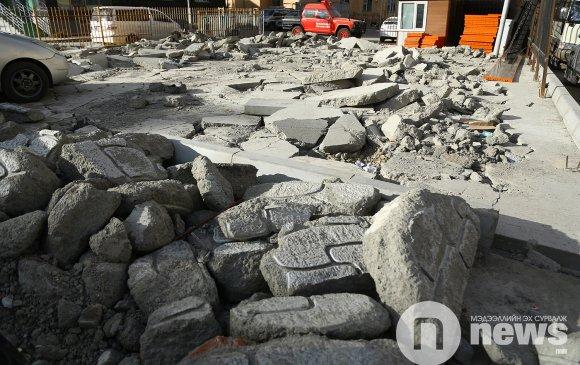 """""""Суман Гүн"""" ХХК нийтийн эзэмшлийн талбайг сүйтгэсэн үү?"""