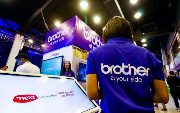 ICT Expo2018: Хэвлэх ажлаа Brother-д даатга