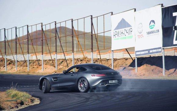 """Авто спортын тойрог зам """"Mongol63 Circuit""""-г танилцуулж байна"""