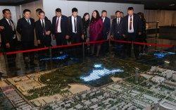 Бээжин хот төлөвлөлтөө төвлөрлийг сааруулахад чиглүүлж байна