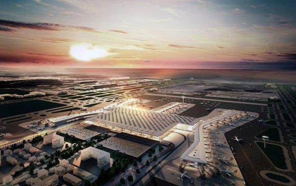 Истанбулд дэлхийн хамгийн том онгоцны буудал нээгдэж байна
