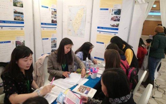 Тайваньд суралцах Монгол оюутны тоо нэмэгдсээр байна