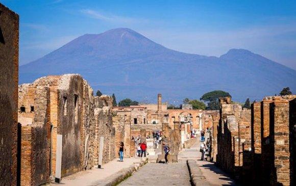 Помпей хот өөр өдөр сүйрснийг шинэ олдвор нотолжээ
