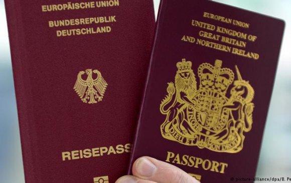 Англи руу дүрвэсэн еврейчүүд Германы иргэншил хүсч байна