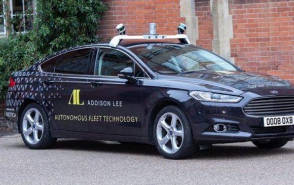Англид 2021 оноос жолоочгүй таксиг үйлчилгээнд нэвтрүүлнэ