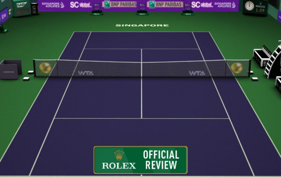 WTA Finals тэмцээний өмнө