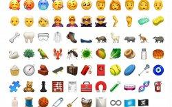 Iphone утсанд 70 шинэ эможи нэмэгдэнэ