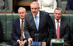 Австралийн ерөнхий сайд хүчирхийлэлд өртсөн хүүхдүүдээс уучлалт гуйлаа
