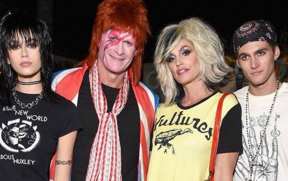 Синди Кроуфордын Хэллоуины үдэшлэг