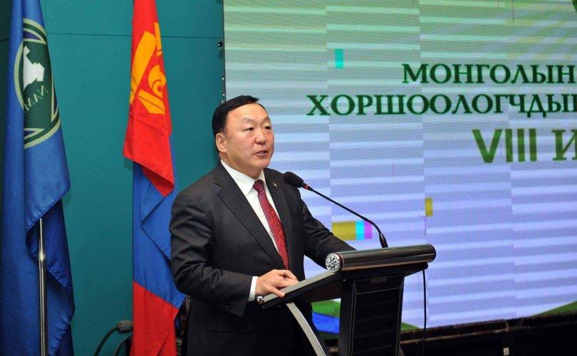 Монголын хөдөө аж ахуйн хоршоологчдын үндэсний холбооны Ерөнхийлөгчөөр Л.Элдэв-Очир сонгогджээ