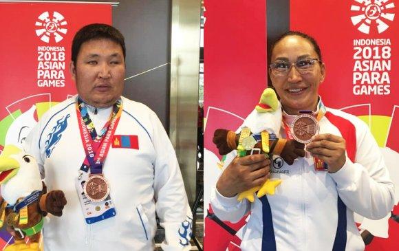 """""""ЖАКАРТА-2018"""": Жүдочид медалийн буухиаг үргэлжлүүлэв"""